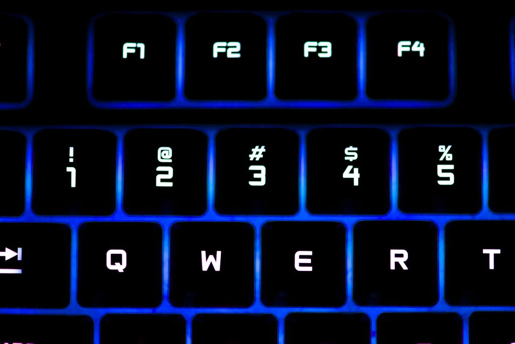 Keyboard-Picture